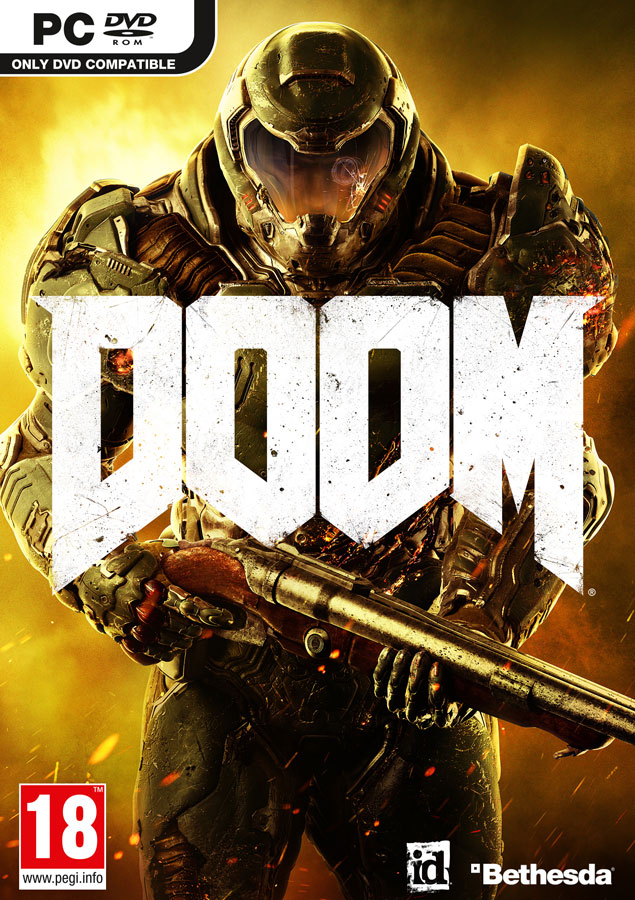 DOOM 2016 + 3 DLC (Steam KEY) + GIFT