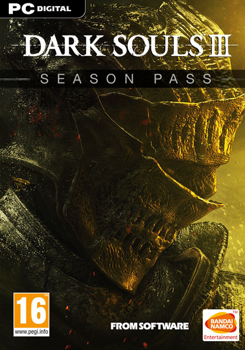 Dark Souls III Season Pass (Steam KEY) + GIFT