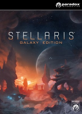 Stellaris: Galaxy Edition (Steam KEY) + GIFT