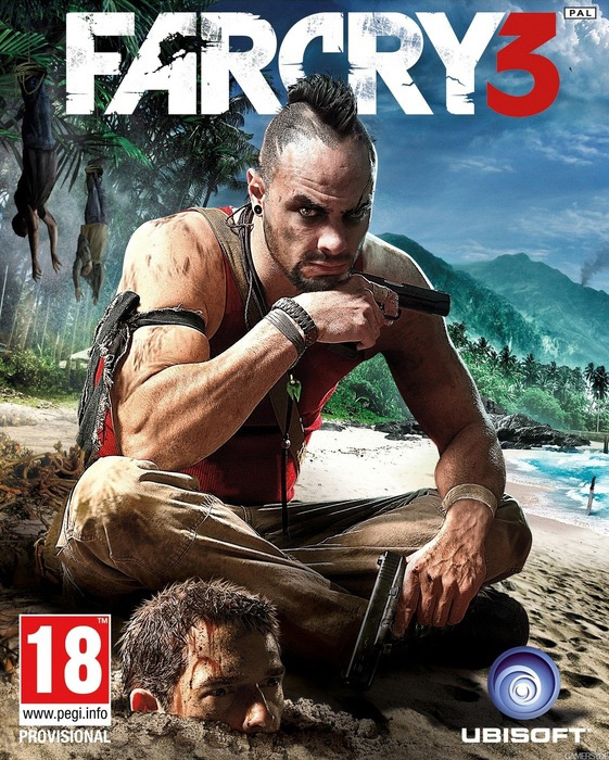 Far Cry 3 (Uplay KEY) + GIFT