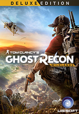 Ghost Recon Wildlands Deluxe (Uplay KEY) + GIFT