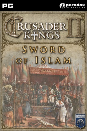 Crusader Kings II: DLC Sword of Islam (Steam KEY)