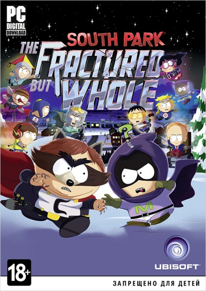 South Park The Fractured but Whole + BONUS (Uplay KEY)