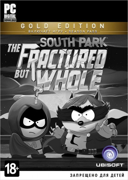 South Park The Fractured but Whole Gold Ed. (Uplay KEY)