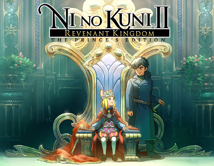 Ni no Kuni II: Revenant Kingdom Prince´s Ed.(Steam KEY)