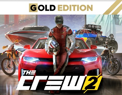 The Crew 2 Gold Edition BONUS Uplay KEY GIFT