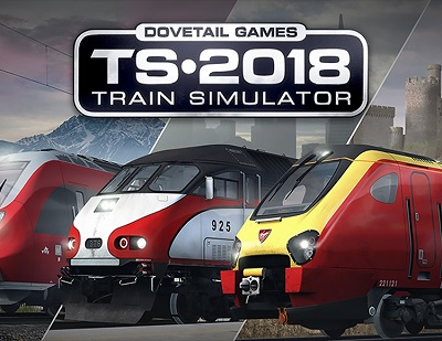 Train Simulator 2018 (Steam KEY) + GIFT