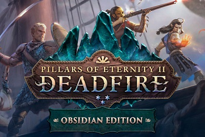 Pillars of Eternity II: Deadfire Obsidian Ed(Steam KEY)