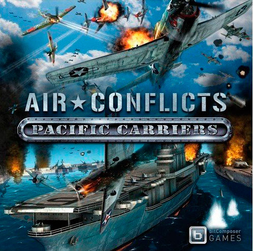 Air Conflicts Pacific Carriers (Steam KEY) + GIFT