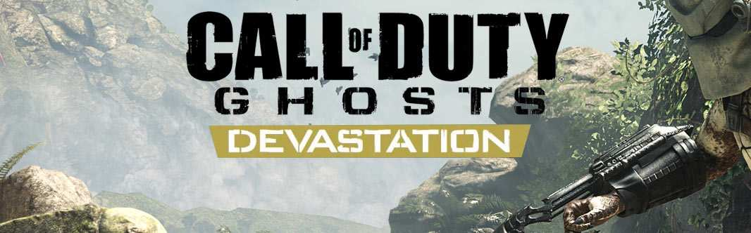 Call of Duty: Ghosts DLC 2 Devastation + ПОДАРОК