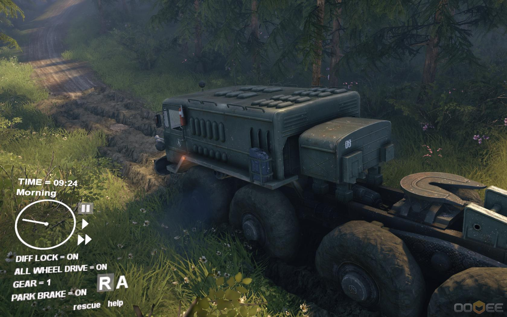 Spintires (Steam KEY) (RU VPN Activation) + ПОДАРОК