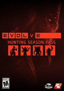 EVOLVE: Hunting Season Pass (Steam KEY) + ПОДАРОК