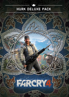 Far Cry 4: DLC Hurk Deluxe Pack (Uplay KEY) + ПОДАРОК