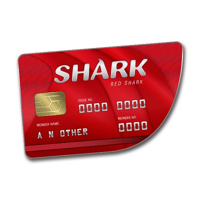 GTA Online: Red Shark Card 100 000$