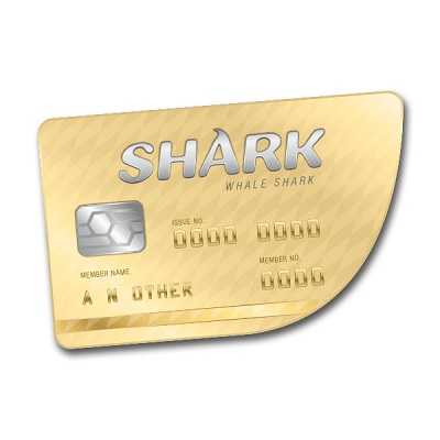 GTA Online: Whale Shark Card 3 500 000$ + GIFT