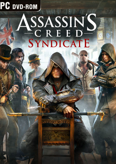 Assassins Creed Syndicate (Uplay KEY) + GIFT