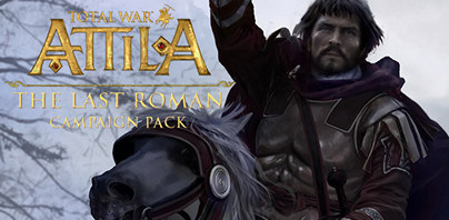 Total War: ATTILA: DLC The Last Roman Campaign Pack