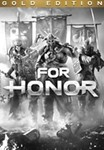 For Honor Gold Edition + БОНУС (Uplay KEY) + ПОДАРОК