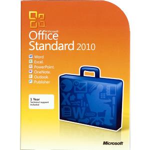 Microsoft office стандартный 2010