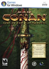 Age of Conan RISE OF THE GODSLAYER CD-KEY + 8 предметов