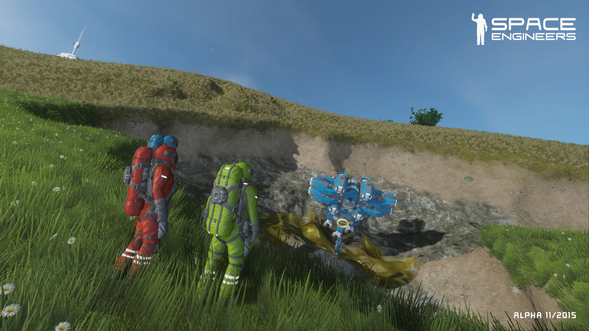 Space Engineers (RU/CIS activation; Steam ROW gift)