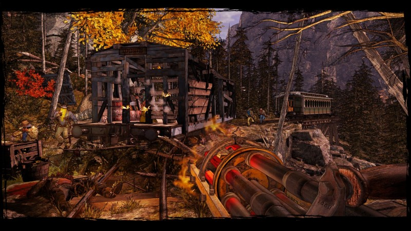 Call of Juarez Gunslinger (RU/CIS activation;Steam ROW)