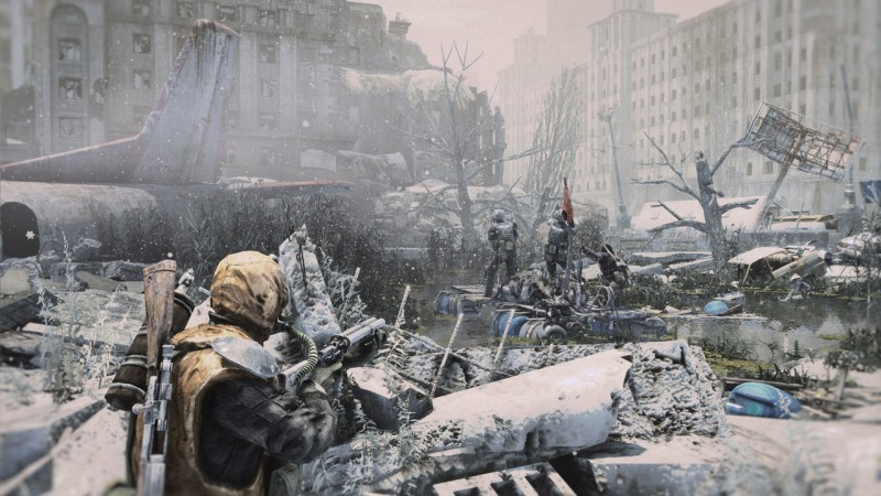 Metro Last Light + All DLC (Steam region free;ROW gift)
