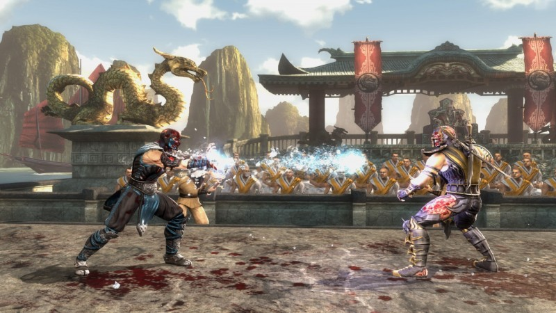 Mortal Kombat 9 Komplete ed mk9(Steam region free; ROW)