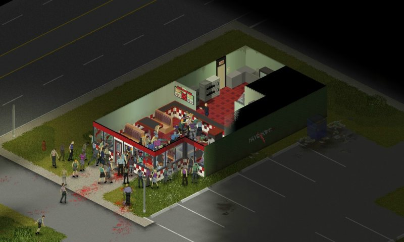 Project Zomboid (Steam region free; ROW gift)
