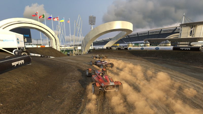 TrackMania² Stadium (Steam region free; ROW)