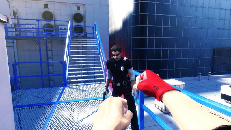 Mirrors Edge (Steam region free; ROW gift)