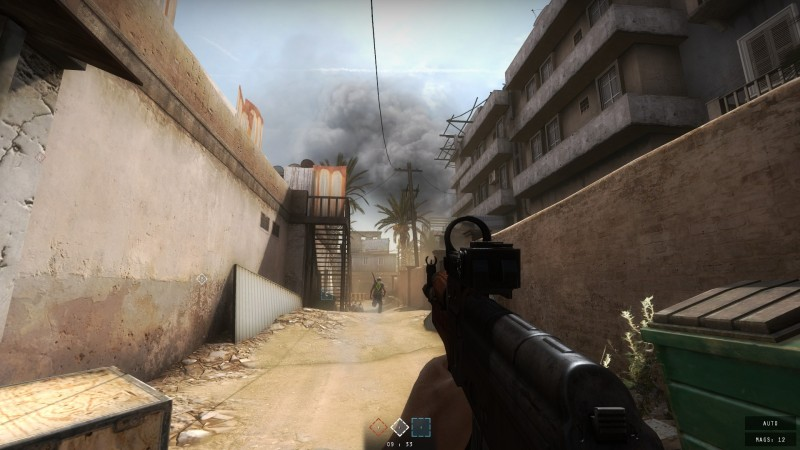Insurgency 4-pack (Steam region free; ROW gift)