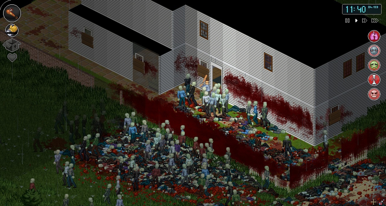 Project Zomboid (Steam RU/CIS activation; Steam gift)