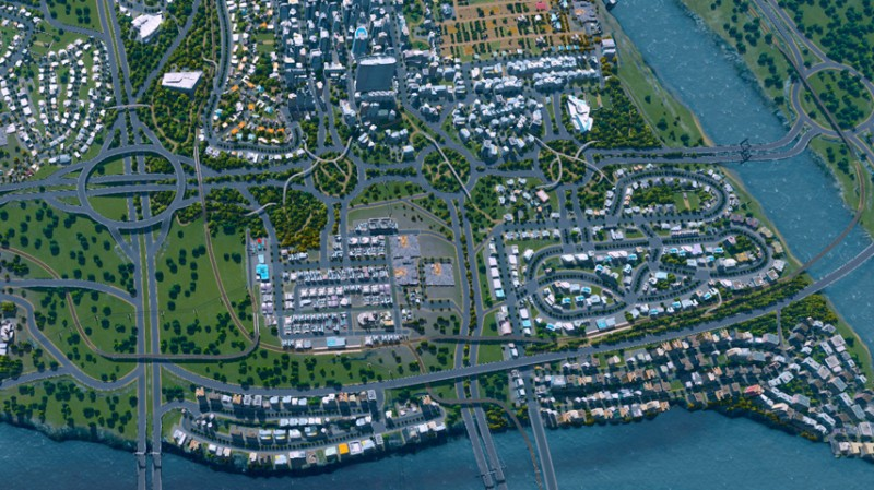 Cities Skylines (RU/CIS activation; Steam gift)