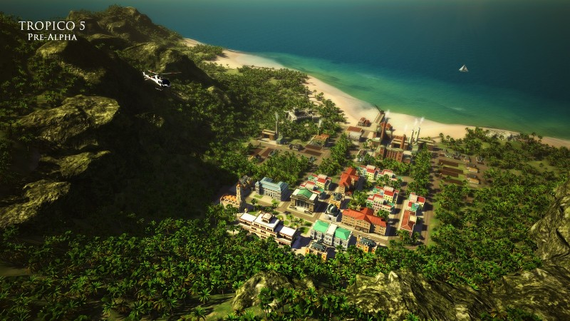 Tropico 5 Steam Special edition (RU/CIS activation)