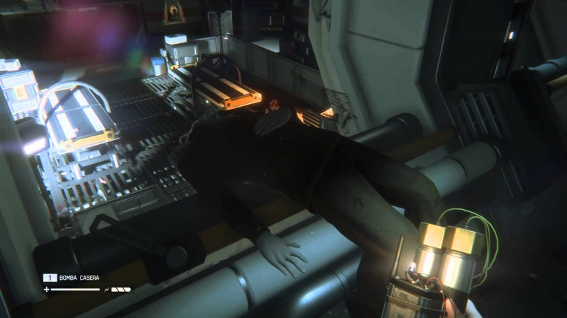 Alien Isolation (RU/CIS activation; Steam gift)