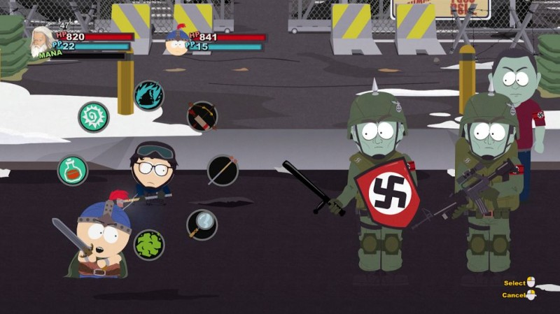 South Park The Stick of Truth (RU/CIS activation;Steam)