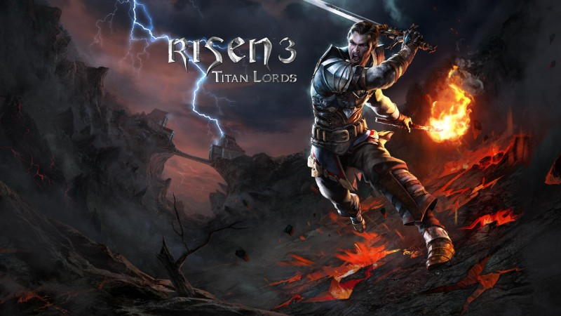Risen 3 Titan Lords (Steam RU/CIS only)