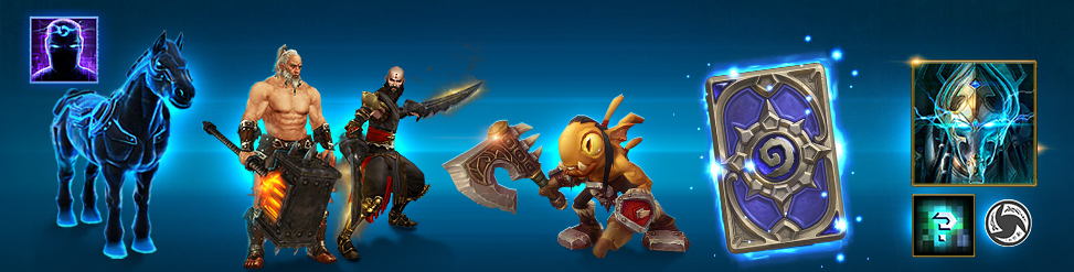 Blizzcon 2014: Grummloc / Nexus Mount / Blizzard HS