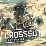 Crossout Beta Account (Region Free) | Бета Аккаунт