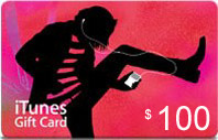 iTunes Gift Card $100 - USA + СКИДКИ