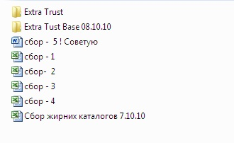 Extra Trust Base`s