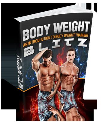 Программа тренировок по бодибилдингу Body Weight Blit