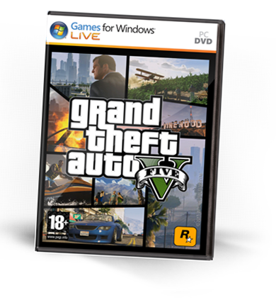 GRAND THEFT AUTO V - Region Free/Multilanguage EUROPE