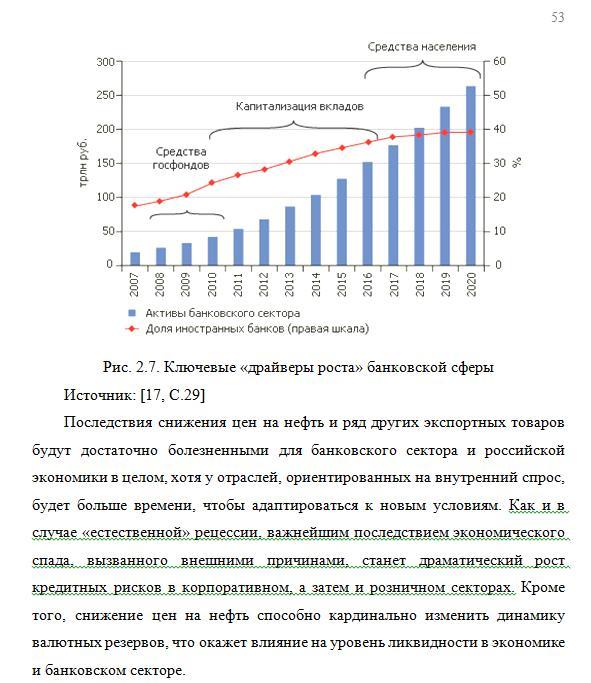 Диплом Банковская система в России страница Диплом Банковская система в России фото 3