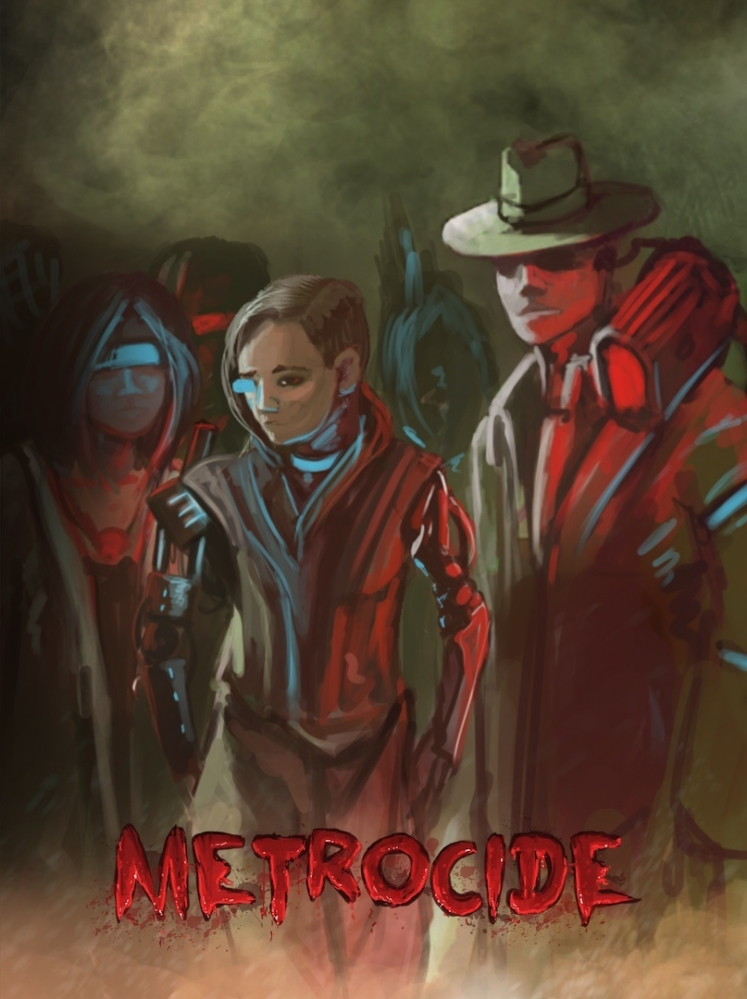Metrocide (Steam key\Region free)