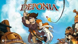 Deponia  ( Steam Key / Region Free ) + БОНУС