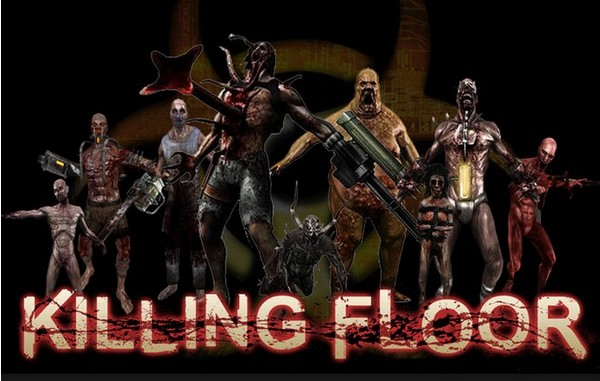 Killing Floor + Defence Alliance 2 (Steam / RU/CIS/VPN)
