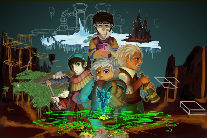 1Bastion  (Steam Key / Region Free / MULTILANG) + БОНУС