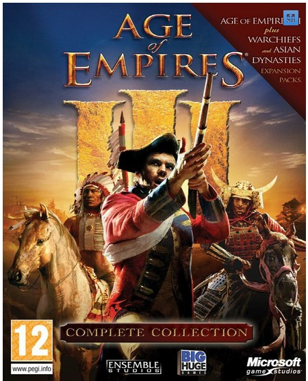 Age of Empires 3 III Complete Collection  Steam/RegFree